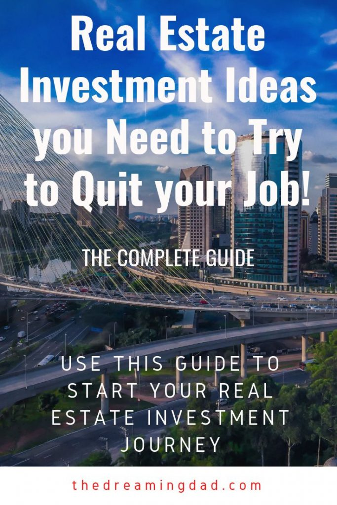 The guide to real estate investment basics - passive income ideas