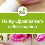 The sweet lip balm on a natural basis protects the lips from dry yeast ...