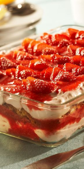 This fruity tiramisu is the perfect dessert for your Easter menu. Family for ...