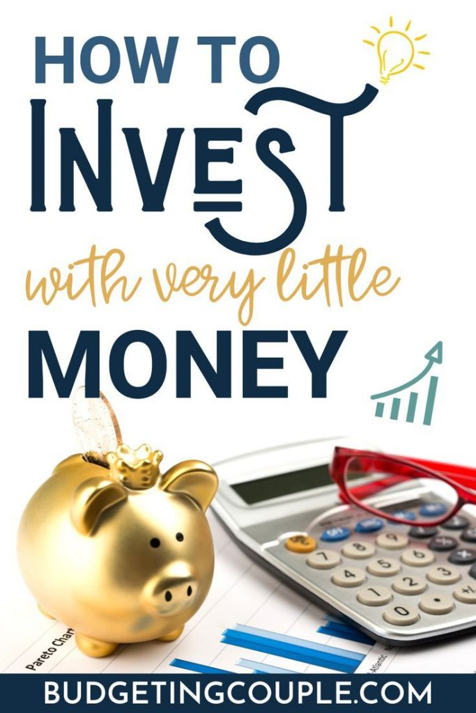 Want to invest but have *very* little money? Check out our ultimate guide on how...