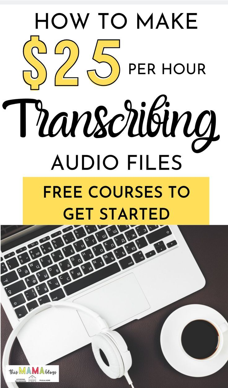 Want to make money transcribing audio files? Learn how to become a transcription...