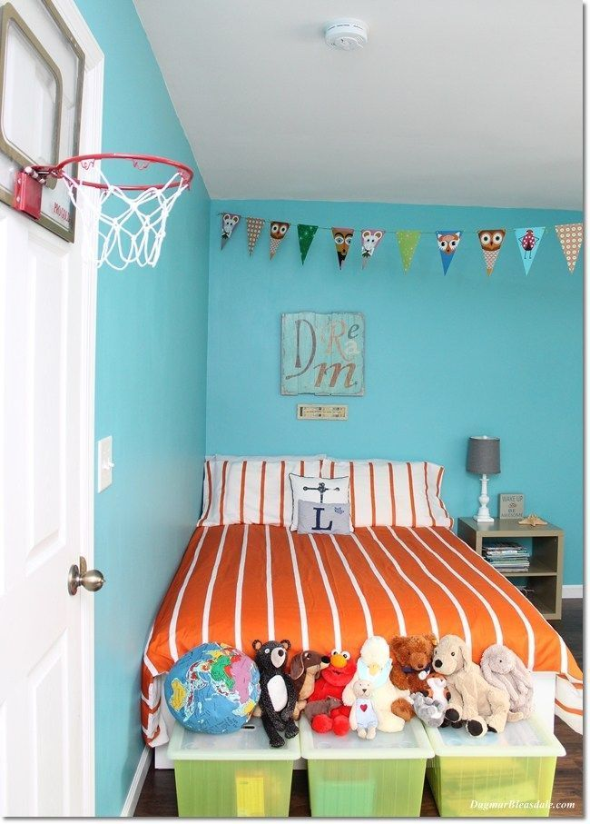 IKEA kids Bedroom Makeover, kids room, affordable decor and organizing ideas, Da...